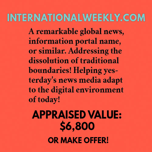 INTERNATIONALWEEKLY.COM