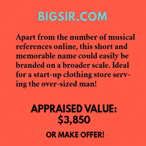 BIGSIR.COM