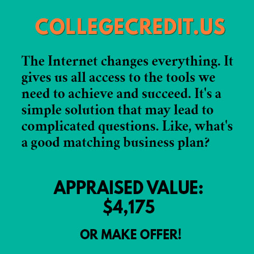 COLLEGECREDIT.US