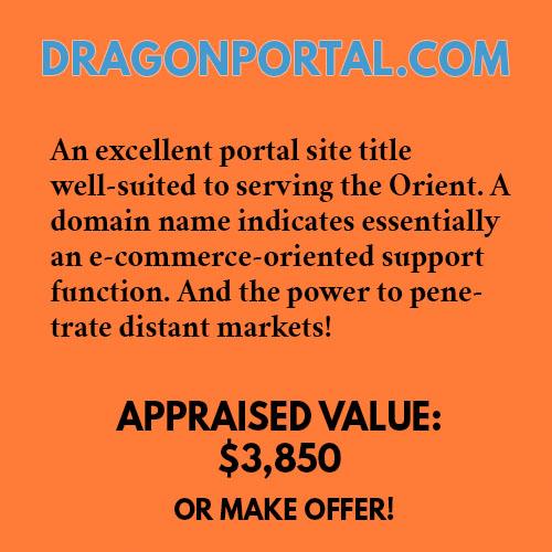DRAGONPORTAL.COM