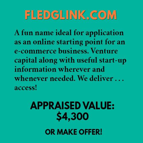 FLEDGLINK.COM