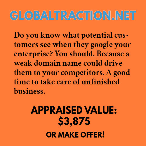 GLOBALTRACTION.NET