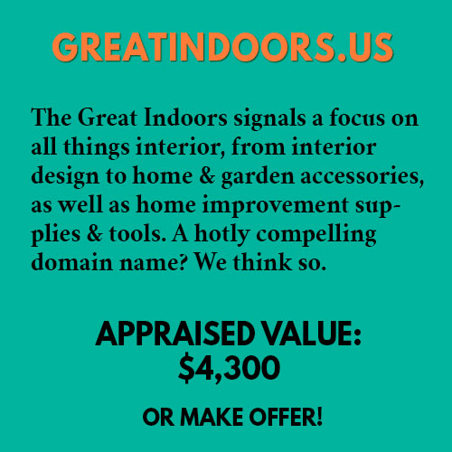 GREATINDOORS.US