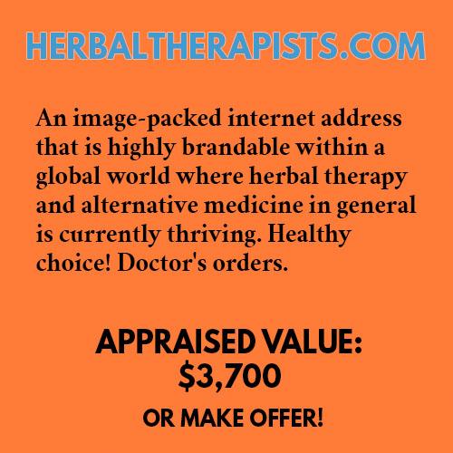 HERBALTHERAPISTS.COM