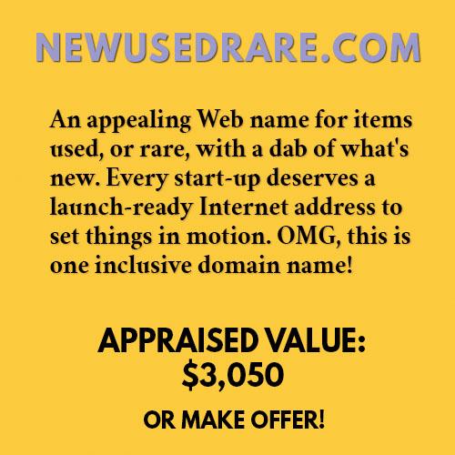 NEWUSEDRARE.COM