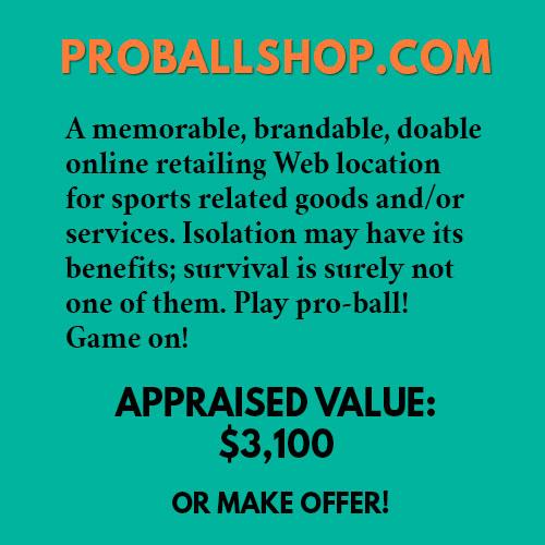 PROBALLSHOP.COM
