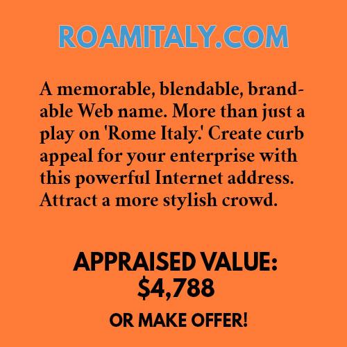 ROAMITALY.COM