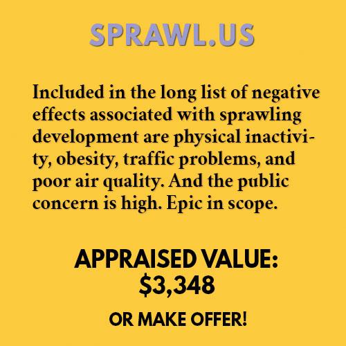 SPRAWL.US