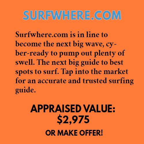 SURFWHERE.COM