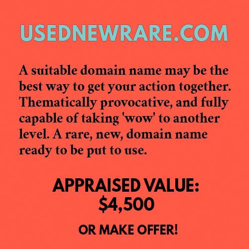 USEDNEWRARE.COM