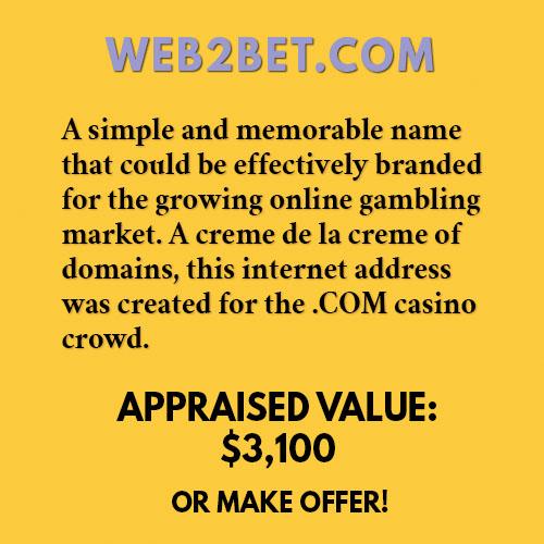 WEB2BET.COM