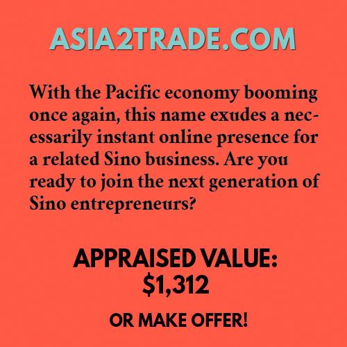 ASIA2TRADE.COM