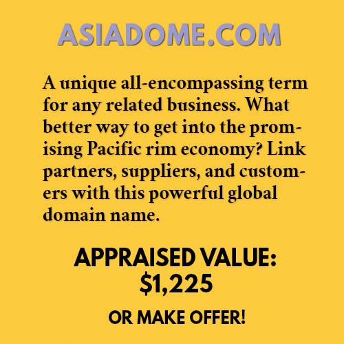 ASIADOME.COM