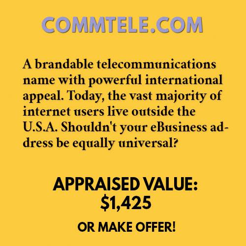 COMMTELE.COM