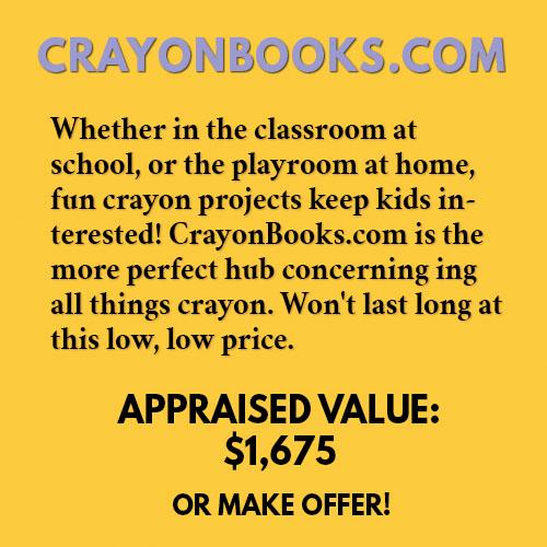 CRAYONBOOKS.COM