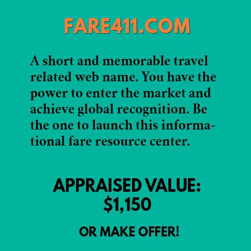 FARE411.COM