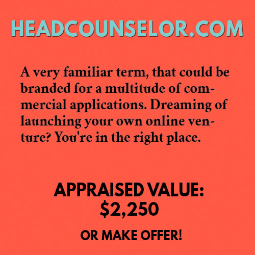 HEADCOUNSELOR.COM
