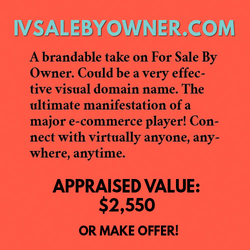IVSALEBYOWNER.COM