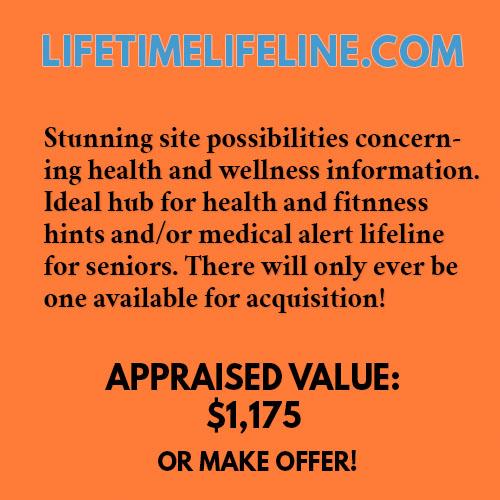 LIFETIMELIFELINE.COM