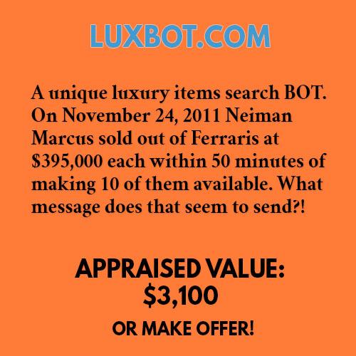 LUXBOT.COM