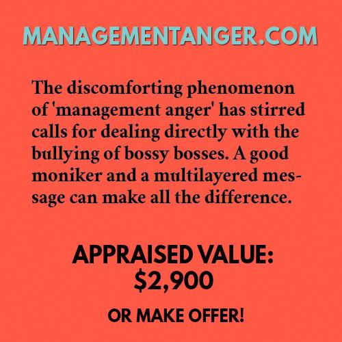MANAGEMENTANGER.COM