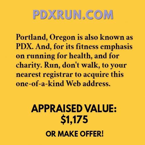 PDXRUN.COM