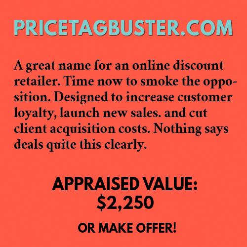 PRICETAGBUSTER.COM