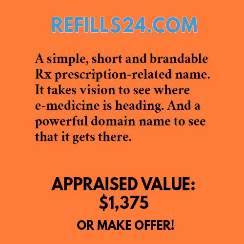 REFILLS24.COM