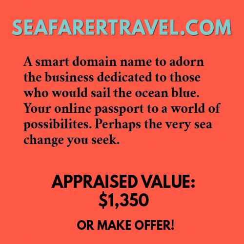 SEAFARERTRAVEL.COM