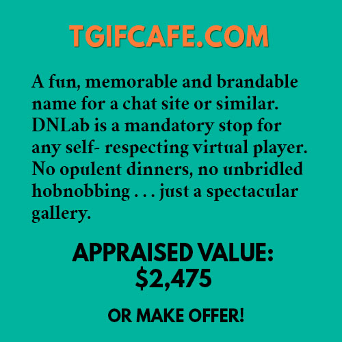 TGIFCAFE.COM
