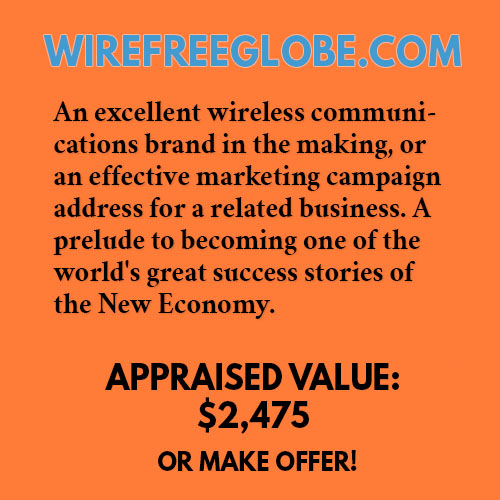 WIREFREEGLOBE.COM