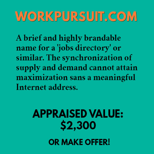WORKPURSUIT.COM