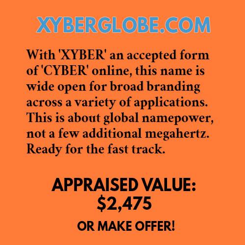 XYBERGLOBE.COM