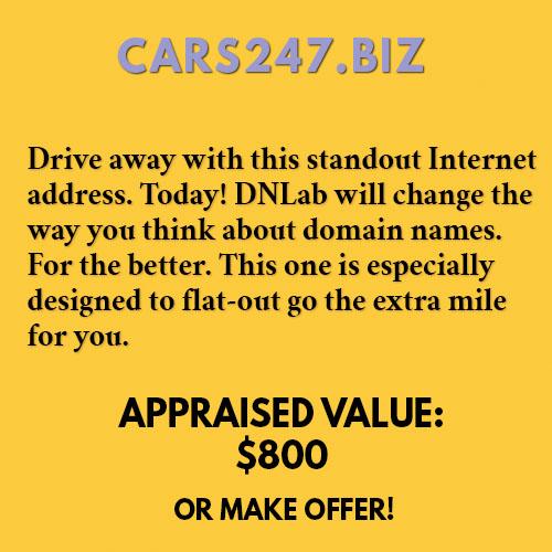 CARS247.BIZ