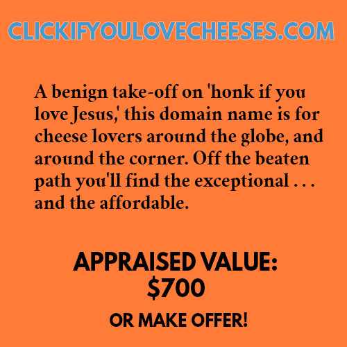 CLICKIFYOULOVECHEESES.COM