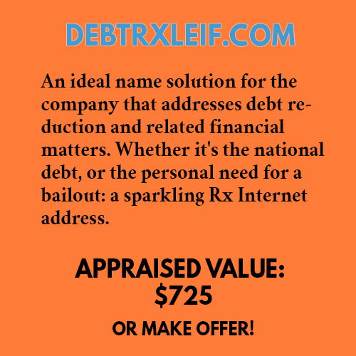 DEBTRXLEIF.COM