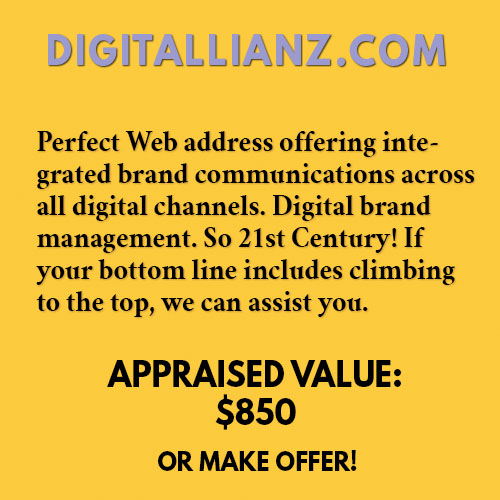 DIGITALLIANZ.COM