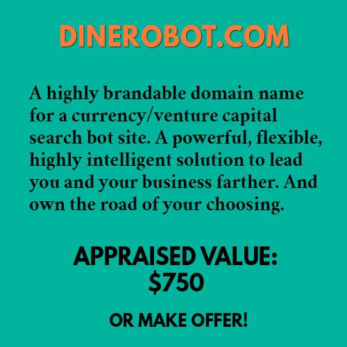 DINEROBOT.COM