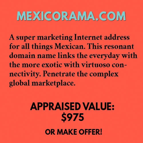 MEXICORAMA.COM