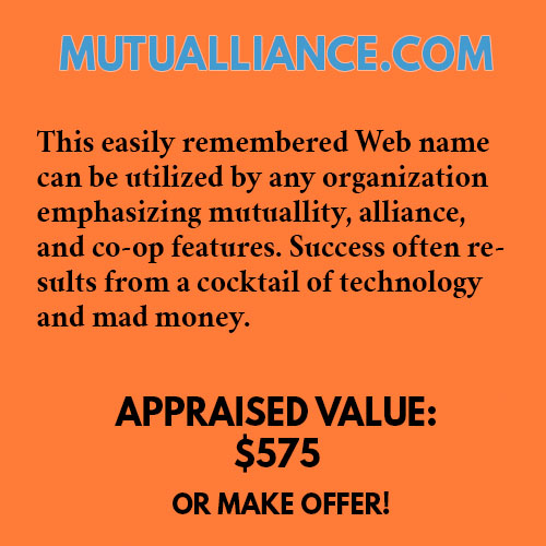MUTUALLIANCE.COM