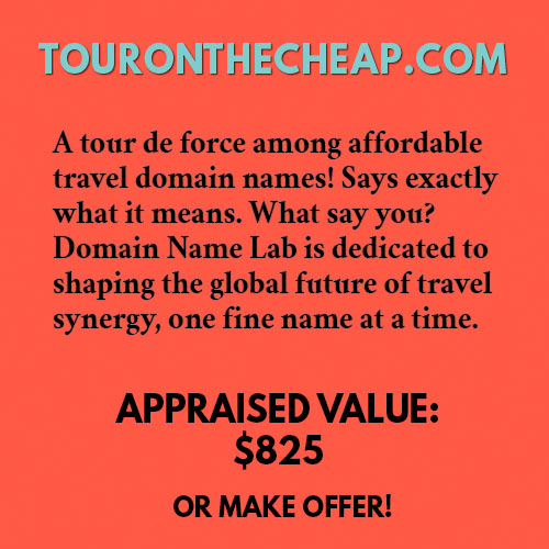 TOURONTHECHEAP.COM