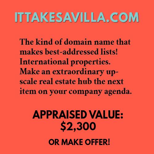 Ittakesavilla.com
