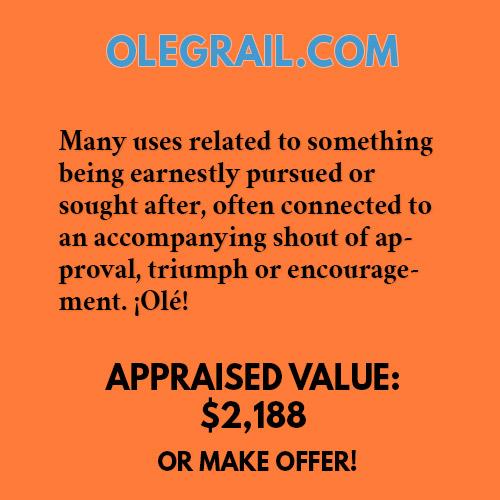 OleGrail.com