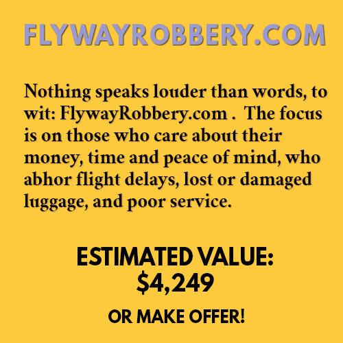 FLYWAYROBBERY.COM