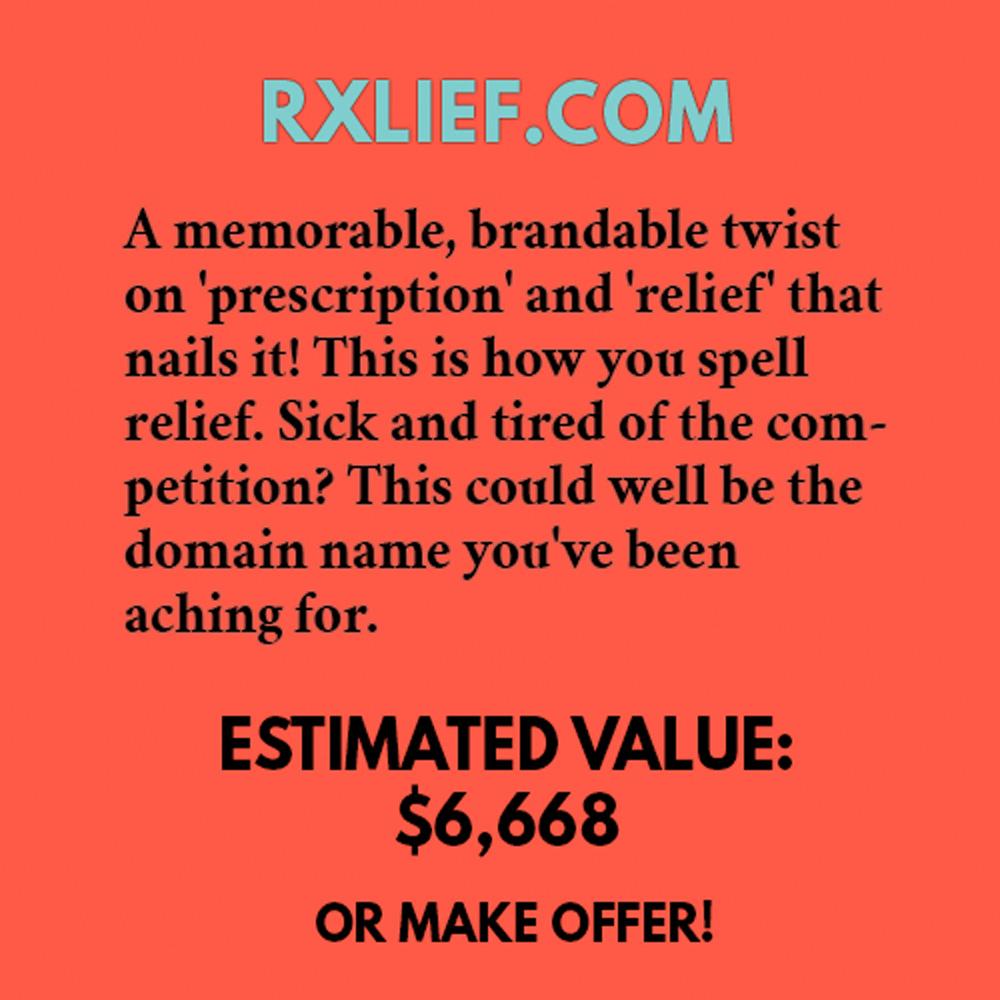 RXLIEF.COM
