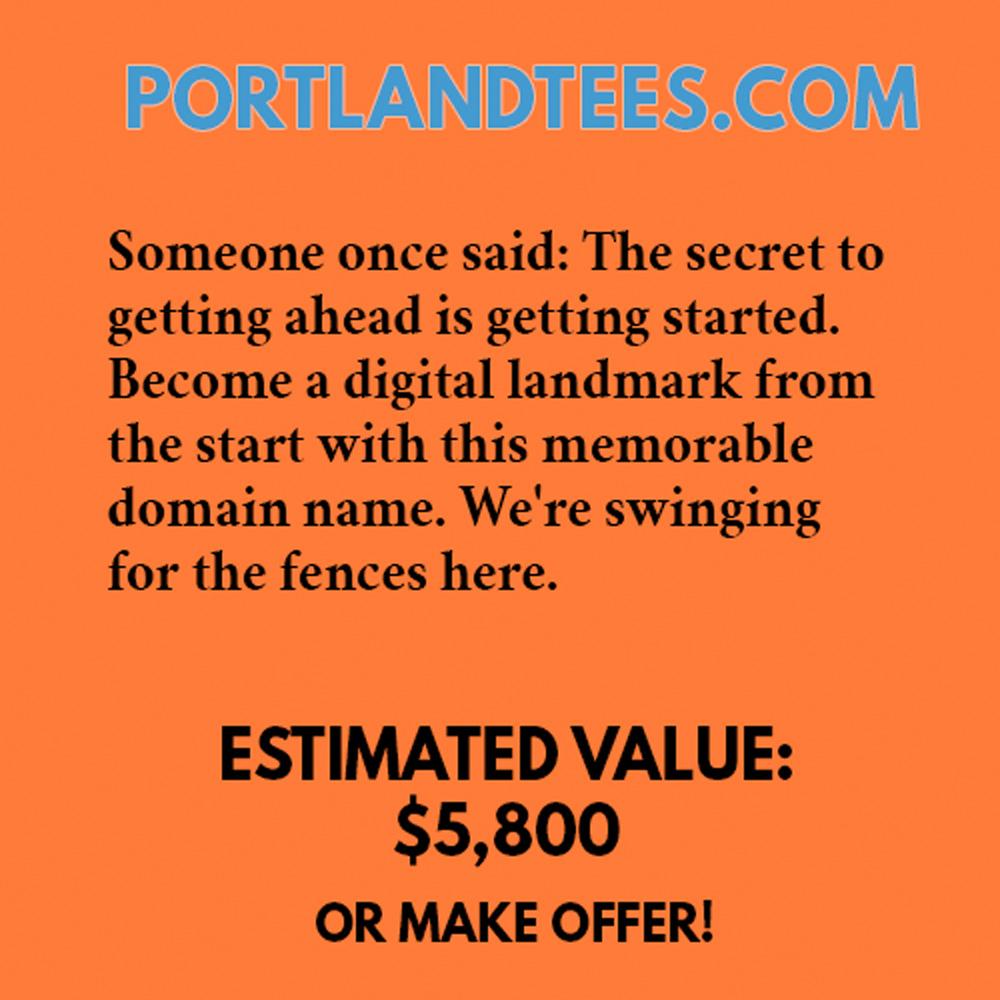 PORTLANDTEES.COM