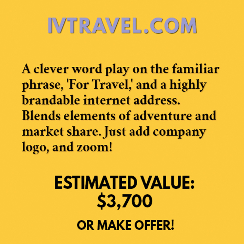IVTRAVEL.COM