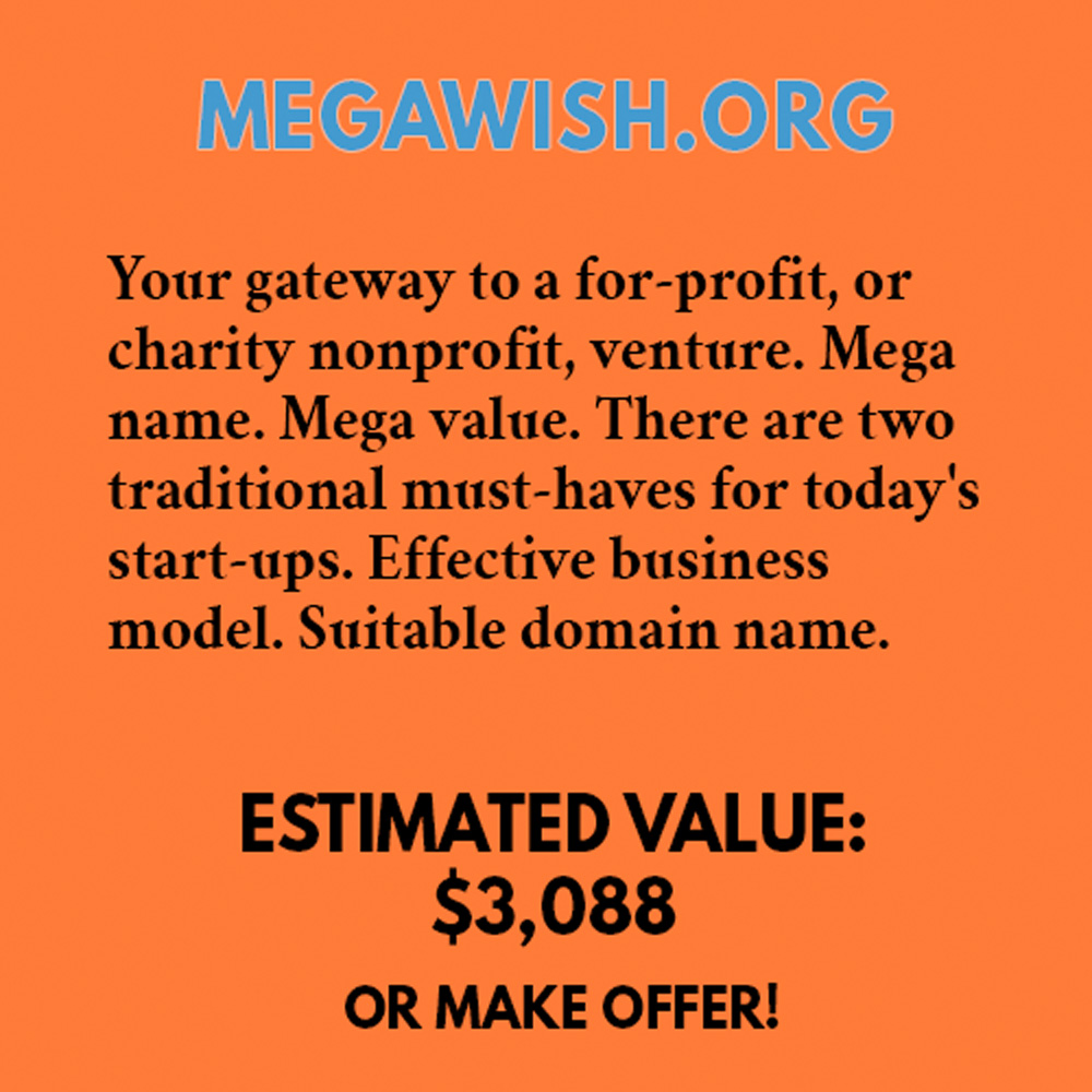 MEGAWISH.ORG
