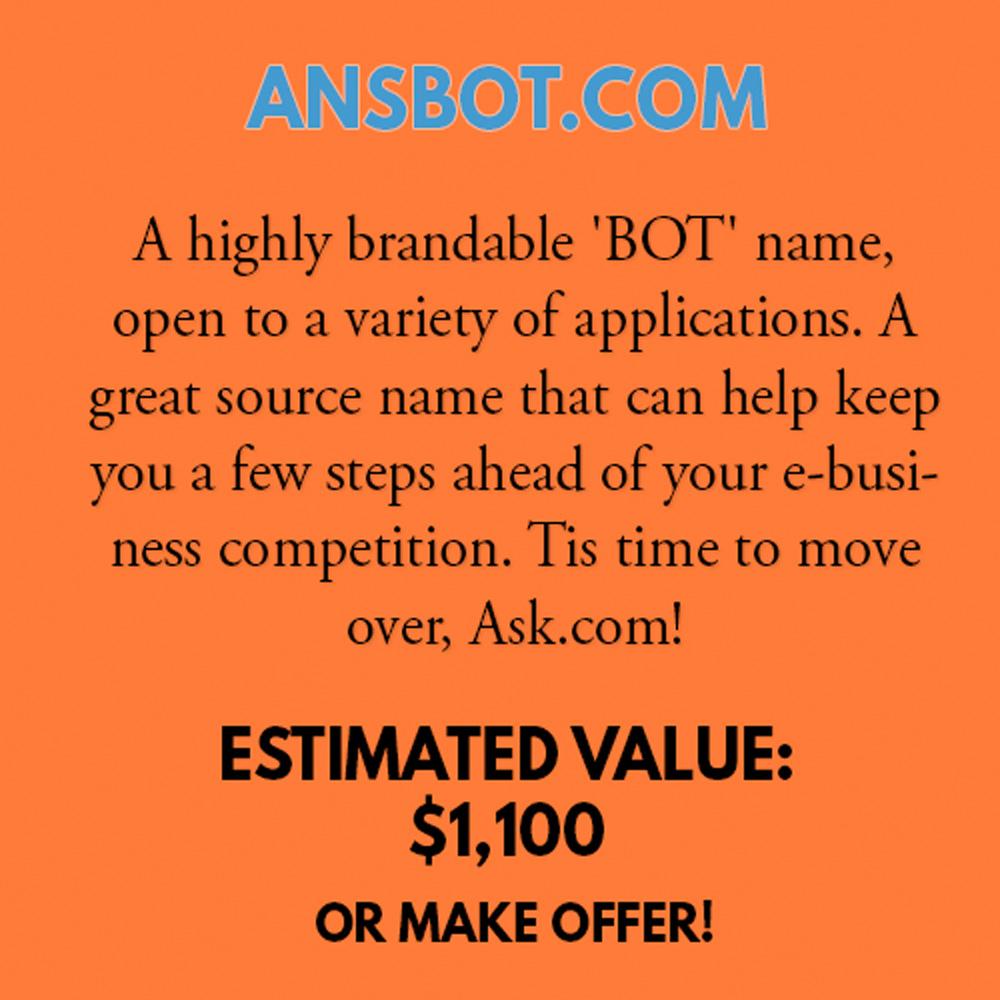 ANSBOT.COM