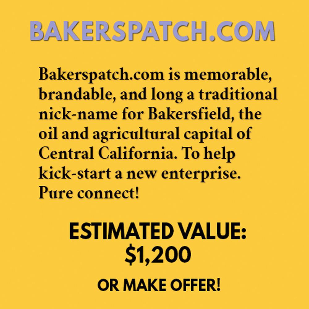 BAKERSPATCH.COM